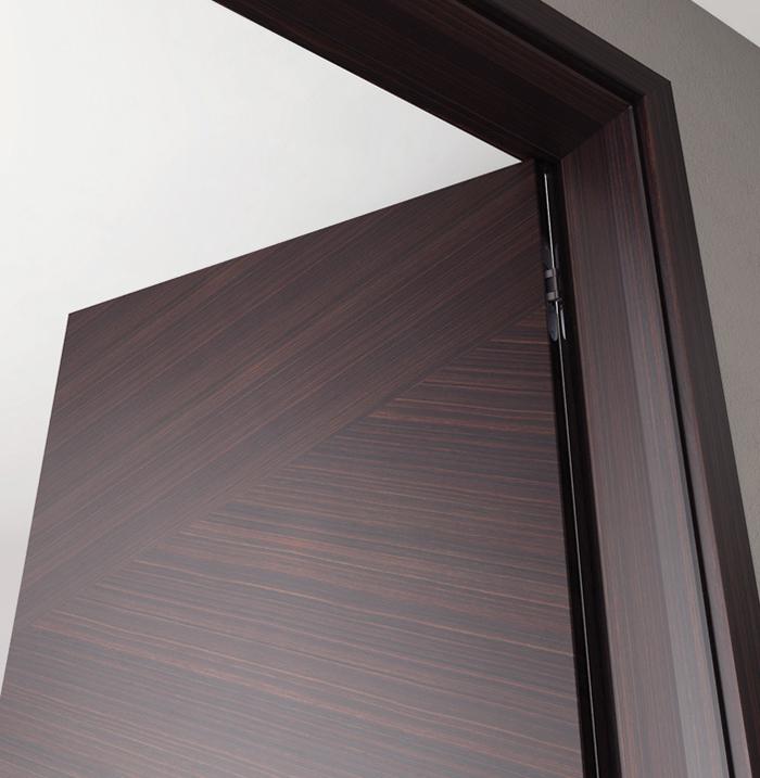 ZÁRUBNE A OBLÔŽKY interiérových dverí hanák